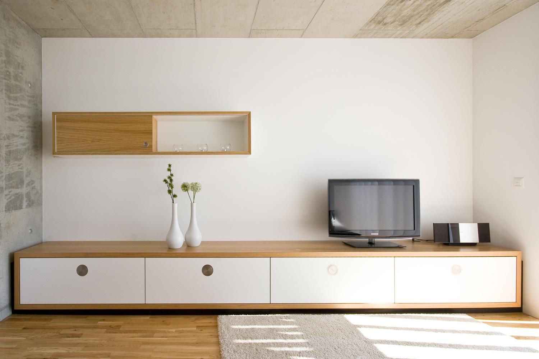 Kraus Herberge Appartment 1 – Schättlis, Wohnzimmer